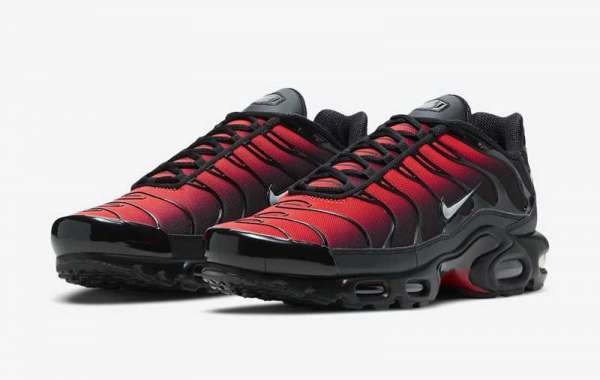 "Brand New Nike Air Max Plus ""Deadpool"" DC1936-001 will coming later"