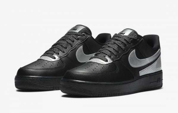 Brand New 3M x Nike Air Force 1 Low CT2299-001 coming soon