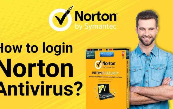 What are the procedures for logging into Norton on an Android phone?